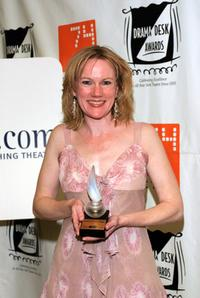 Kathleen Marshall at the 49th Annual Drama Desk Awards.
