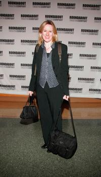 Kathleen Marshall at the opening night of