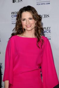 Paula Marshall at the 35th Annual People's Choice Awards.