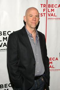 John Breen at the premiere of