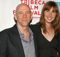 John Breen and Katherine Flynn at the premiere of