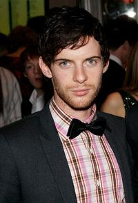 Luke Treadaway at the Jameson Empire Magazine Awards.