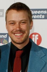 Michael Dorman at the Inside Film Awards (IF).