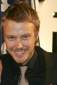 Michael Dorman at the Inside Film Awards.