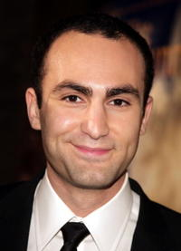 Actor Khalid Abdalla at the Hollywood premiere of