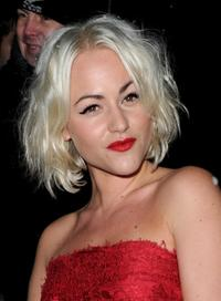 Jaime Winstone at the London Evening Standard British Film Awards 2010.