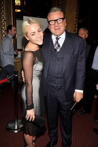 Jaime Winstone and Ray Winstone at the premiere of