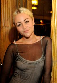 Jaime Winstone at the premiere of