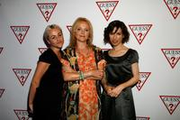 Jaime Winstone, Miranda Richardson and Sally Hawkins at the 2010 Toronto International Film Festival.