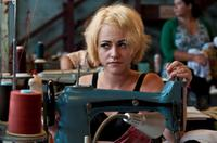 Jaime Winstone as Sandra in