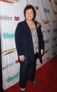 Dot-Marie Jones at the 2nd Annual Thirst Project Gala in California.