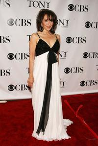 Andrea Martin at the 62nd Annual Tony Awards.