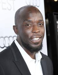 Michael K. Williams at the AFI FEST 2009 screening of