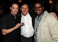 Christopher 'Kid' Reid, Craig Hatkoff and Christopher