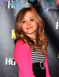 Chloe Grace Moretz at the