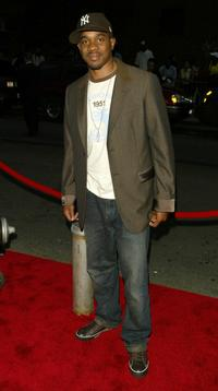 Duane Martin at the premiere of