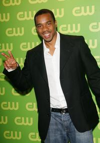 Duane Martin at the CW Television Network Upfront.