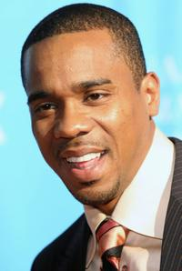 Duane Martin at the 38th annual NAACP Image Awards.