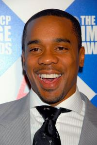 Duane Martin at the 38th NAACP Image Awards.