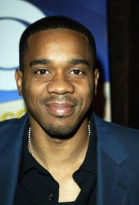 Duane Martin at the NAACP Image Awards Cocktail reception.