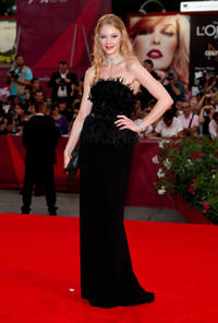 Svetlana Khodchenkova at the premiere of