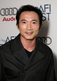 Collin Chou at the AFI FEST 2007.