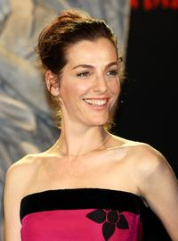 Ayelet Zurer at the Japan premiere of