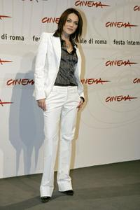 Laura Chiatti at the photocall of