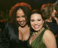 Kym Whitley and Gloria Garayua at the after party of the premiere of