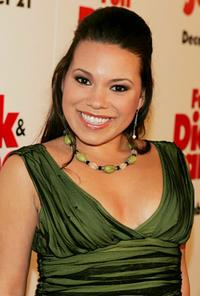 Gloria Garayua at the Los Angeles premiere of