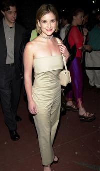 Kellie Martin at the Vogue and Donna Karan Eyewear presentation of