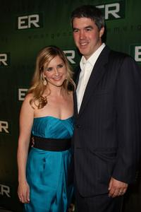 Kellie Martin and Guest at the