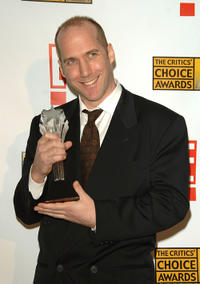 Michael Arndt at the 12th Annual Critics' Choice Awards.