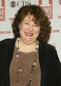 Margo Martindale at the 2004 Tony Awards Nominees Press Reception.