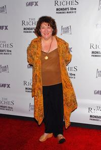 Margo Martindale at the premiere of