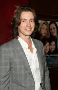 Tom Wisdom at the world premiere of