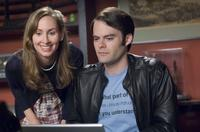 Bill Hader as Brian Bretter and Liz Cackowski as Liz in