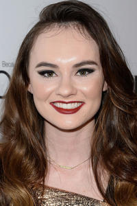 Madeline Carroll at a DJ night hosted by Vanity Fair, L'Oreal Paris and Hailee Steinfeld in West Hollywood, California.