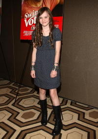 Madeline Carroll at the screening of