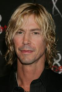 Duff McKagan at the Genetic Denim's one-year Anniversary.