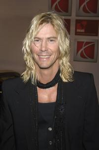 Duff McKagan at the Saturn Rocks Times Square.