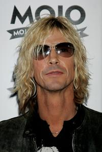 Duff McKagan at the MOJO Honours List Awards.