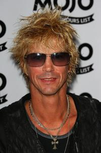 Duff McKagan at the 2009 MOJO Honours List.