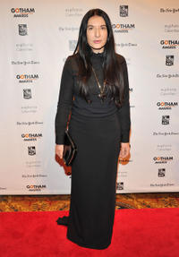 Marina Abramovic at the IFP's 22nd Annual Gotham Independent Film Awards.