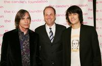 Jackson Browne, Neil Cole and Teddy Geiger at the 4th Annual ''Event To Prevent'' dinner and auction.