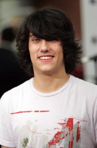Teddy Geiger at the concert for