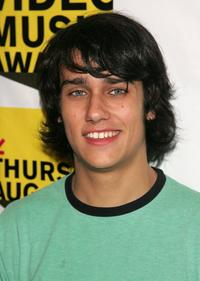 Teddy Geiger at the MTV 2006 Video Music Awards.