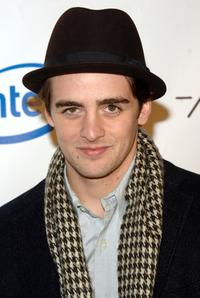 Vincent Piazza at the Esquie Magazine and Village Academies event.