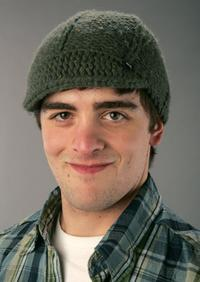 Vincent Piazza at the 2007 Sundance Film Festival.