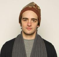 Vincent Piazza at the 2008 Sundance Film Festival.